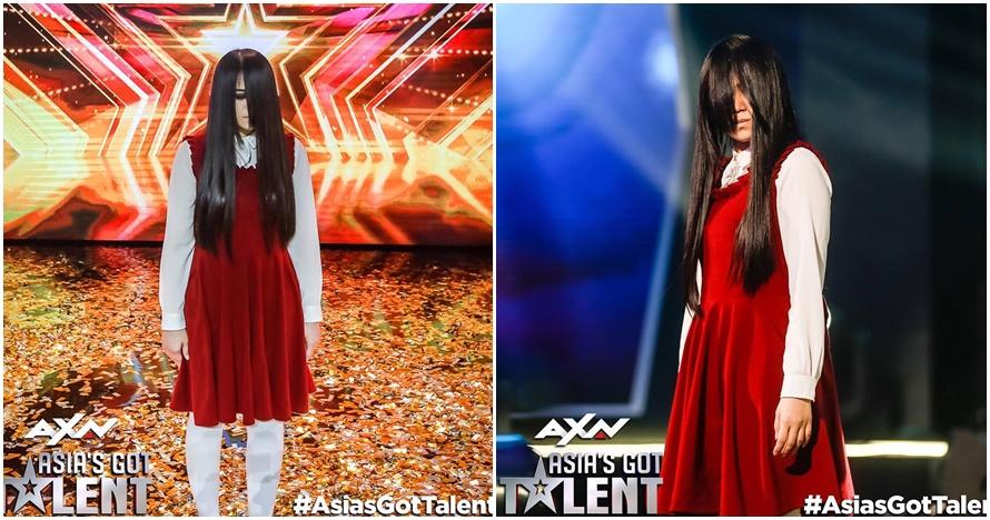 Riana sabet juara Asia's Got Talent 2017, ekspresinya bikin merinding