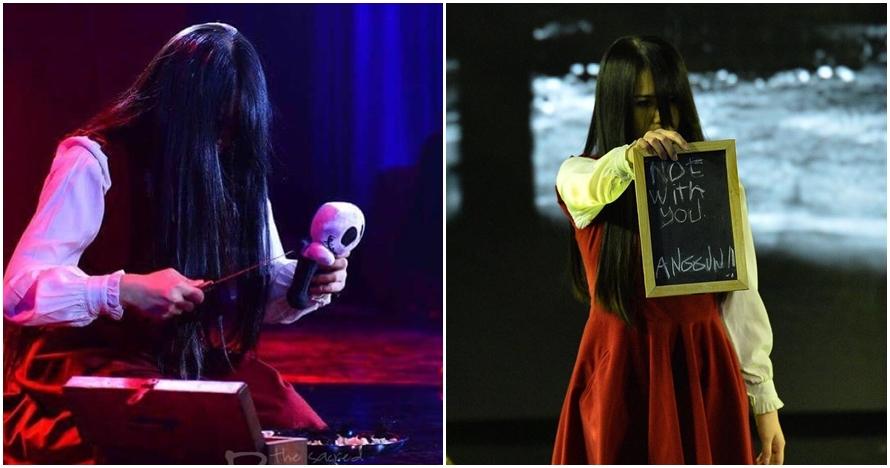 Kilas balik 5 aksi Riana paling bikin merinding di Asia's Got Talent