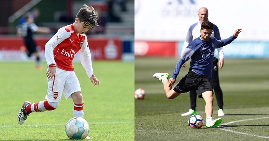 7 Anak legenda sepak bola ini ikuti jejak sukses ayahnya