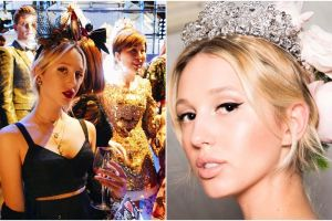 10 Foto Maria-Olympia, model yang ternyata putri dari Kerajaan Yunani