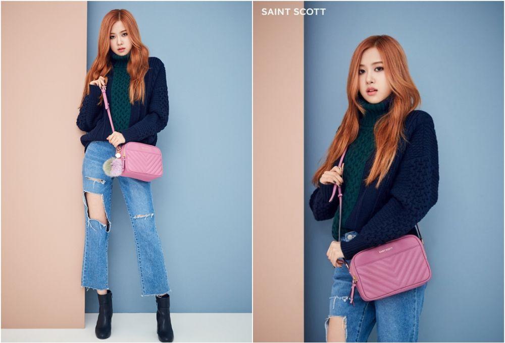 outfit hangat idol kpop © 2017 brilio.net