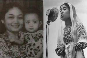 Foto langka 6 istri presiden Indonesia saat muda, cantik sedari dulu