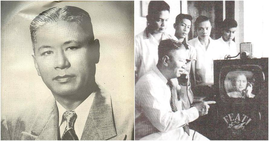 Viral, beredar potret pria sedang lakukan video call di tahun 1950-an