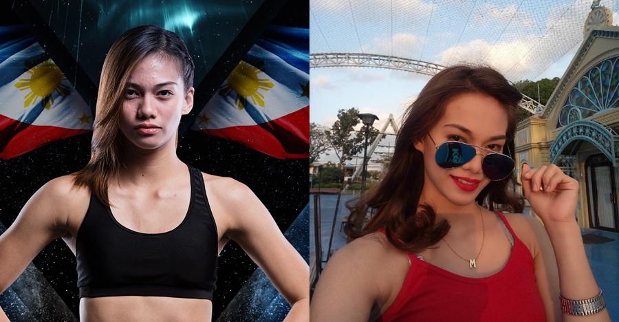 7 Potret Rome Trinidad, model cantik yang kini jadi pegulat MMA