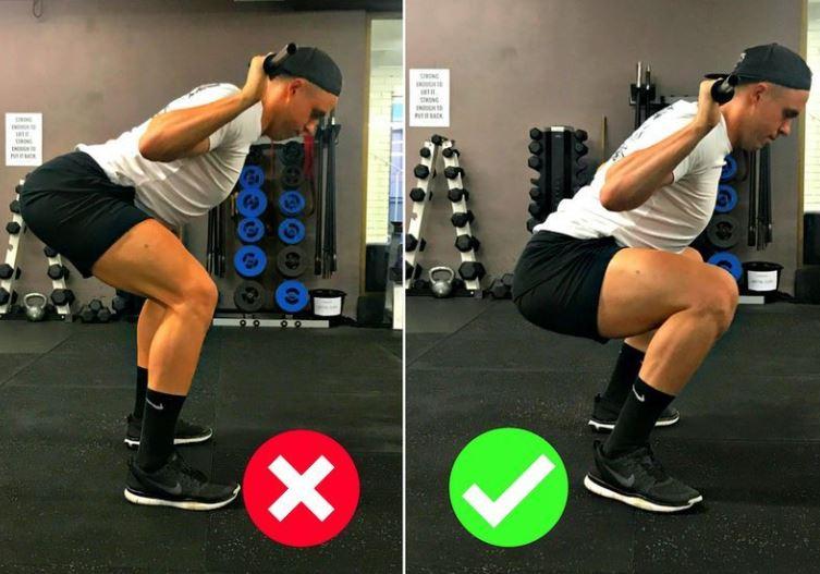 5 Gerakan olahraga ringan ini sebenarnya salah tapi sering dilakukan