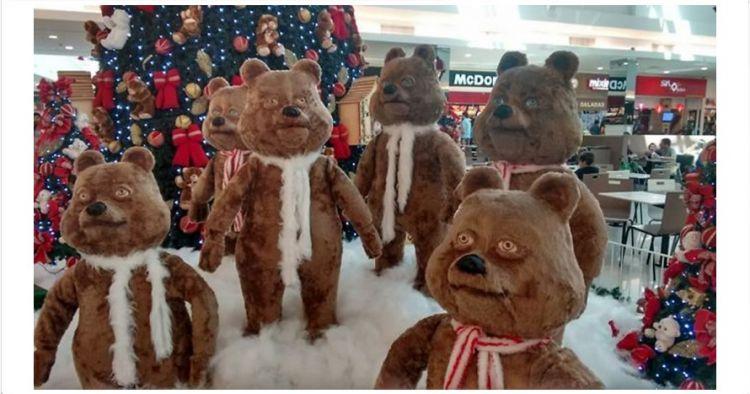 15 Pernak-pernik penyambutan Natal nyeleneh ini bikin tepuk jidat