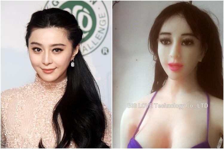boneka seks ini mirip artis terkenal © 2017 berbagai sumber