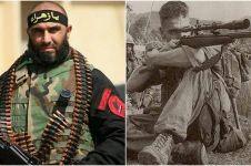 10 Prajurit dengan kemampuan paling mematikan di dunia, the real Rambo