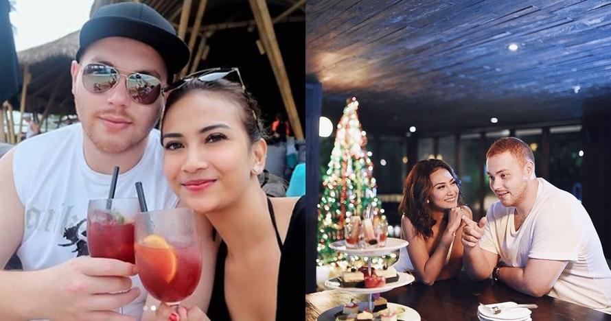 10 Momen mesra Vanessa Angel dengan pacar barunya, udah move on nih