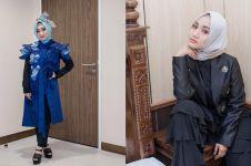 8 Gaya fashion terbaru Fatin Shidqia, makin tampak anggun dan dewasa