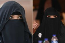 Hijrah untuk mendalami agama, 4 seleb ini kini kenakan cadar