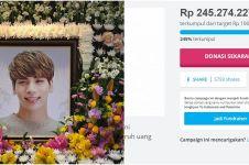 Kenang Jonghyun, fans K-Pop Indonesia galang dana untuk Palestina