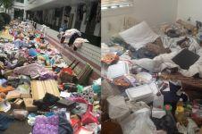 10 Asrama mahasiswa ini jorok banget, bak tempat pembuangan sampah