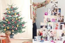 Tak melulu cemara, 10 alternatif pohon Natal ini simpel & mudah dibuat
