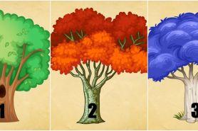 Pilih 1 dari 9 pohon ini, kamu bisa tahu apa harapanmu di tahun 2018