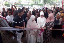 Bandung jadi wisata fashion muslim? Ini kata istri Ridwan Kamil