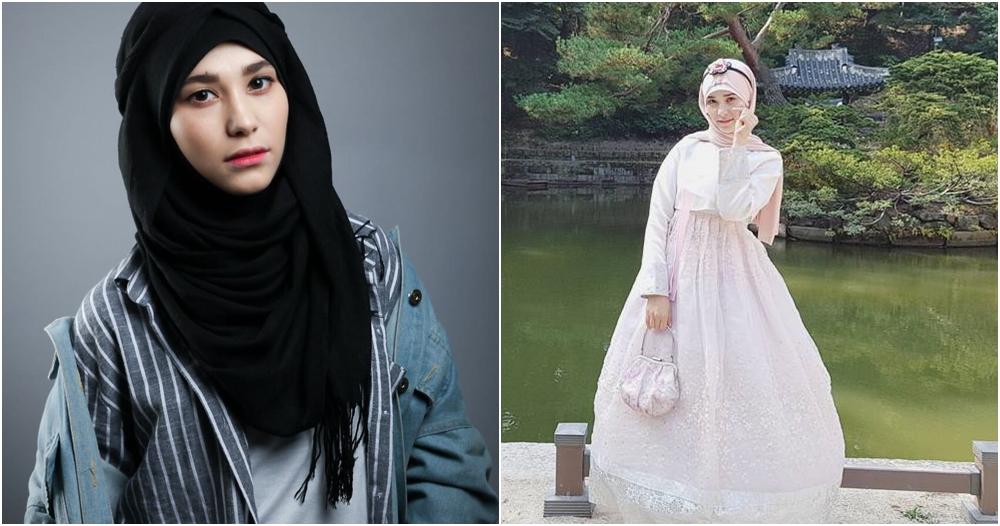 10 Potret Kim Miso, selebgram Korea Muslim yang mirip idol K-Pop