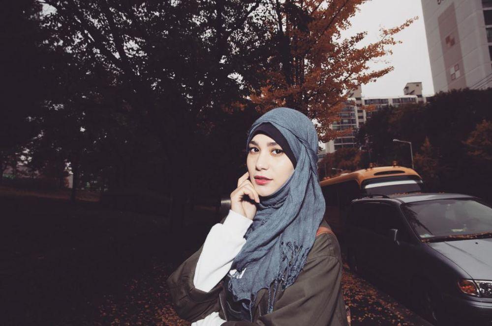 Hasil carian imej untuk Kim Miso, Selebgram Hijab Korea-Muslim Yang Cantik!
