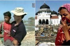 4 Keajaiban saat tsunami Aceh, dari Martunis hingga masjid kokoh