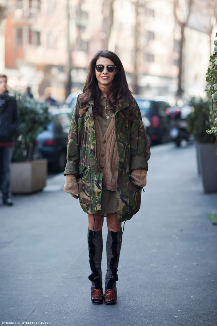 mix and match army look © 2017 brilio.net