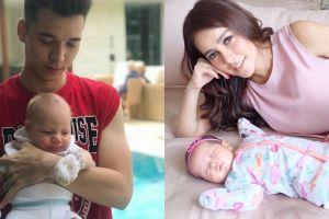 Buah hati 5 pasangan seleb 'hits di Instagram' yang lahir 2017