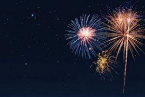 Momen langka, tahun baru di Lombok dirayakan di ketinggian 1.700 mdpl
