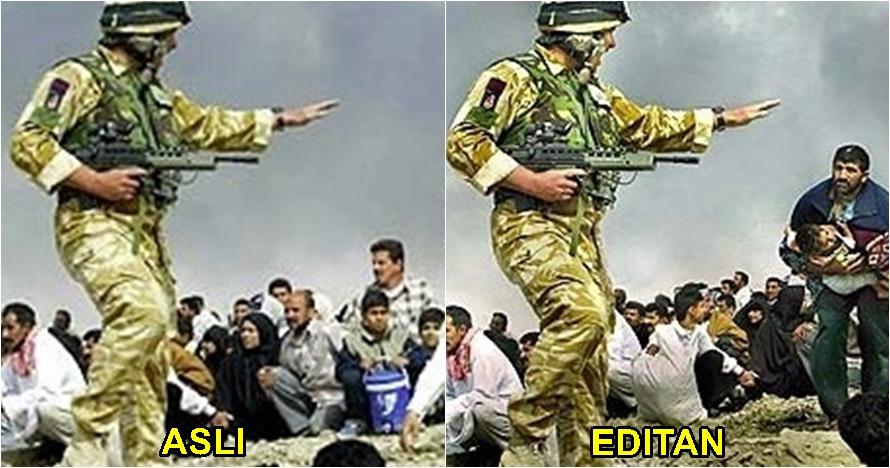 Ketahuan pakai Photoshop, 7 foto terbaik ini dihapus dari peredaran