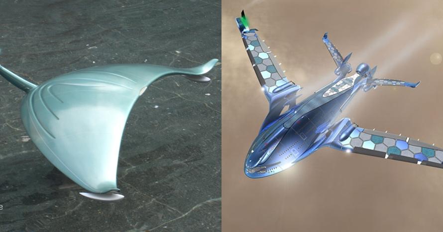 9 Bentuk pesawat masa depan ini kerennya bikin melongo