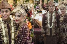 7 Potret sakralnya pernikahan Rasyid, anak Hatta Rajasa