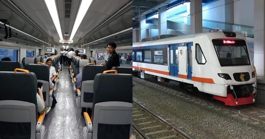 6 Potret mewahnya KA Bandara Soekarno-Hatta, fasilitasnya komplit