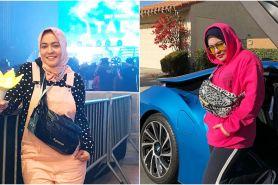 9 Gaya Astrid Kuya yang nggak kalah stylish dari sang suami Uya Kuya