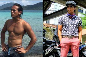 10 Gaya gagah Dian Sidik, aktor kerap berperan parlente & logat Jawa