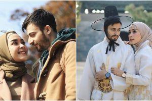 Sudah halal, ini 10 potret mesra Hamidah & Irvan Farhad usai menikah