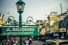 Ini rangkaian acara tahun baru di Malioboro, ada bintang Pantura lho
