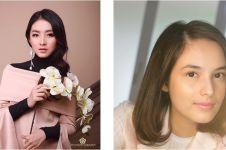 6 Gaya natural 3 seleb Indonesia yang masuk 100 perempuan tercantik
