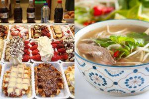 10 Negara dengan makanan kaki lima terenak, bikin dietmu gagal