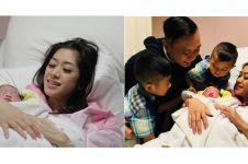 10 Momen Aliya Rajasa, menantu SBY melahirkan anak ke-3