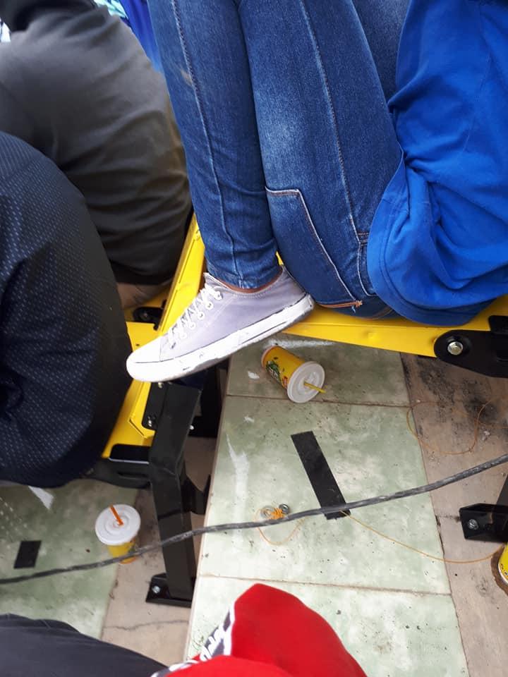 foto kursi stadion citarum yang jadi sorotan © 2018 facebook