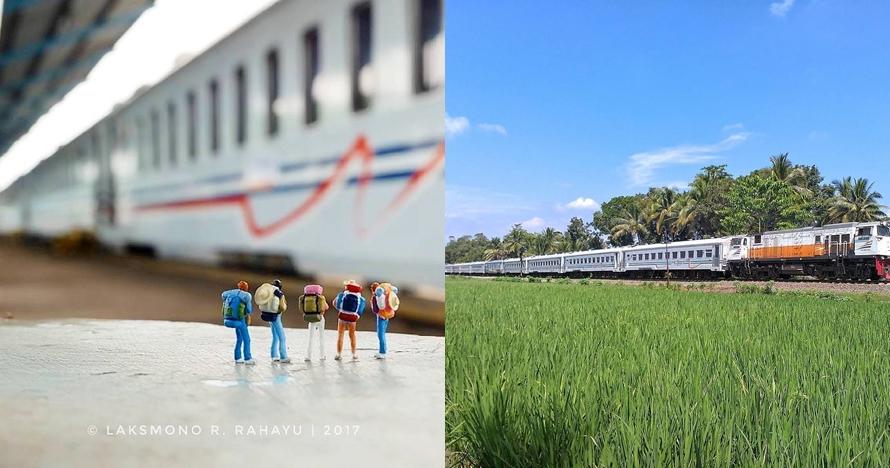3 Tips perjalanan hemat naik kereta api, dijamin efisien dan puas