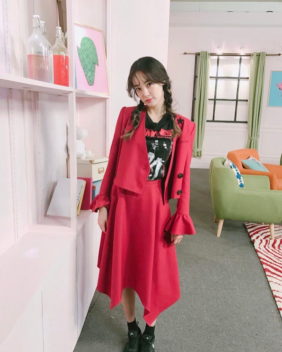 10 Pesona Lee Joo Yeon © 2018 brilio.net
