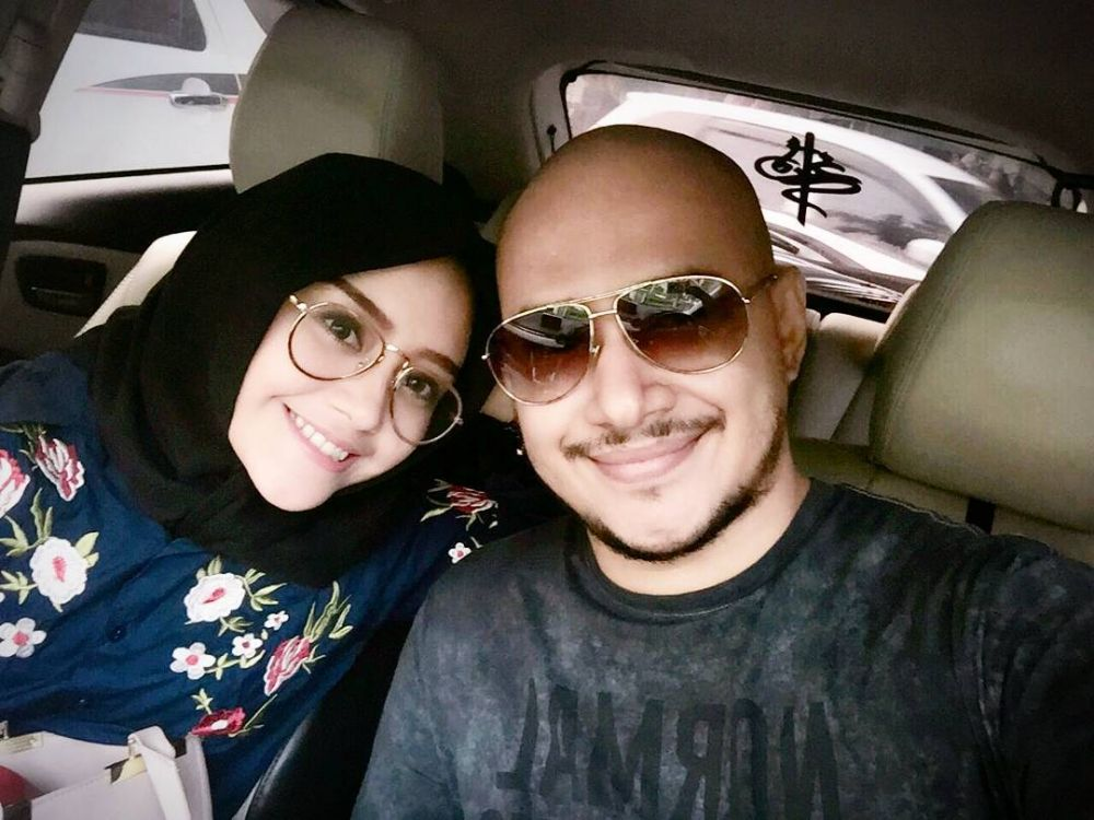 Resmi jadi istri Husein © 2018 brilio.net