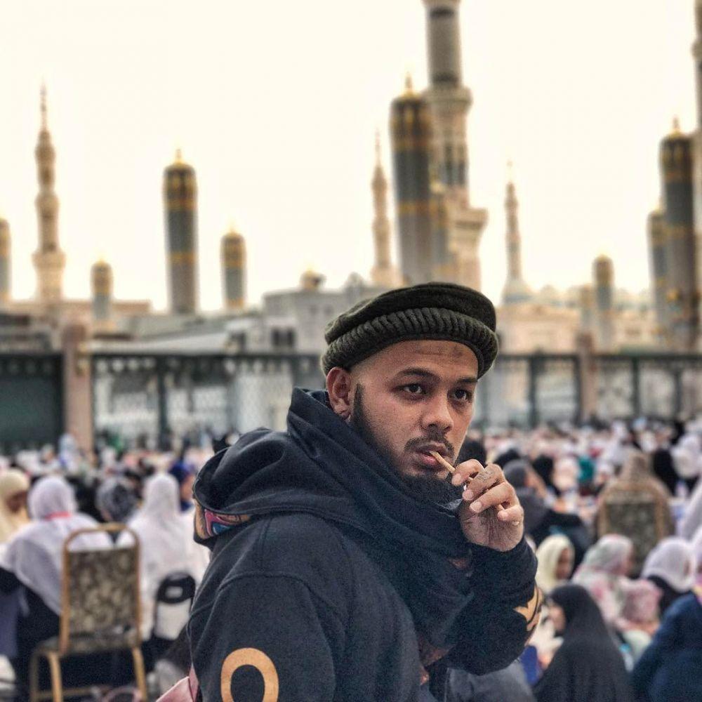iqbal azhari Instagram/@muhammad_iqbalazhari
