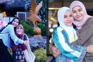 10 Momen kedekatan Tasya Medina dan Zaskia Mecca, sister goals abis