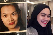 7 Potret lawas ini bukti Sarita tak pernah lepas dari lipstik merah