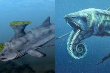 Ini penampakan 10 hewan purba yang hidup jutaan tahun lalu, ngeri