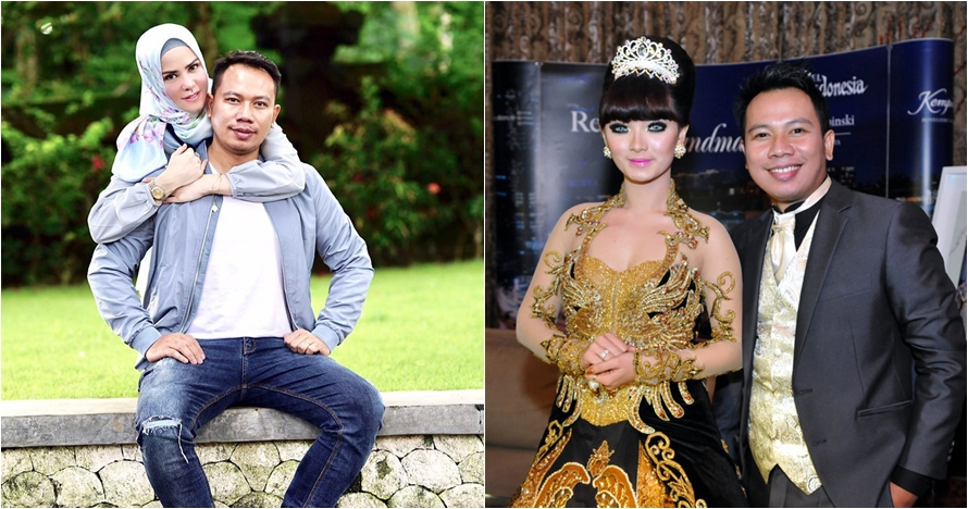 5 Kisah asmara yang melambungkan nama Vicky Prasetyo di dunia hiburan
