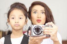 Terjun ke dunia hiburan, ini bakat hebat anak Dwi Sasono & Widi Mulia