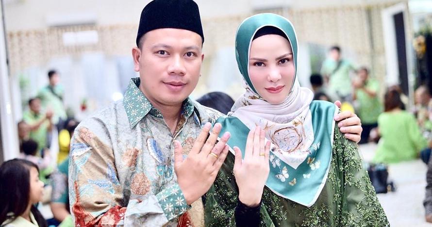 Pernikahan 3 selebriti ini dituding warganet settingan demi karier