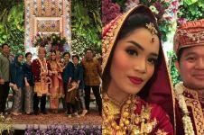 9 Momen pernikahan Alexandra Asmasoebrata dengan keponakan Jusuf Kalla