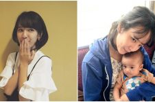 Bawa anak kecil ke KRL, Beby JKT48 bikin warganet penasaran